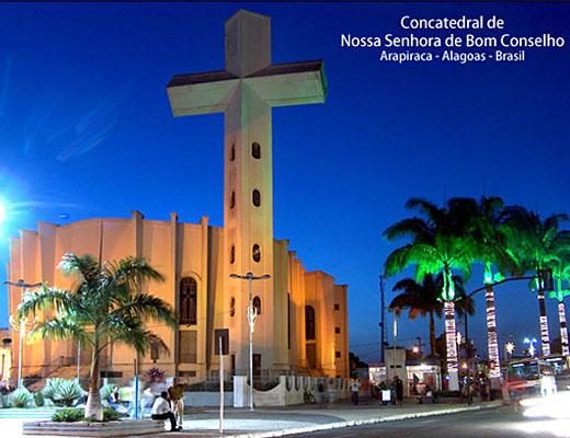 Arapiraca é um município localizado no estado brasileiro de Alagoas