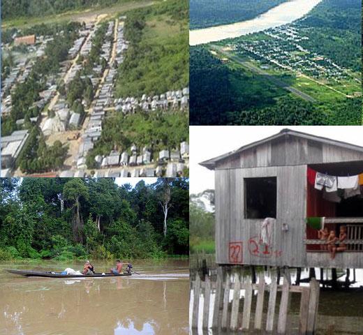 Canutama é um município brasileiro do estado do Amazonas.