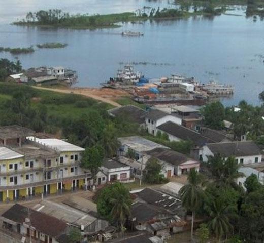 Eirunepé município brasileiro do estado do Amazonas.