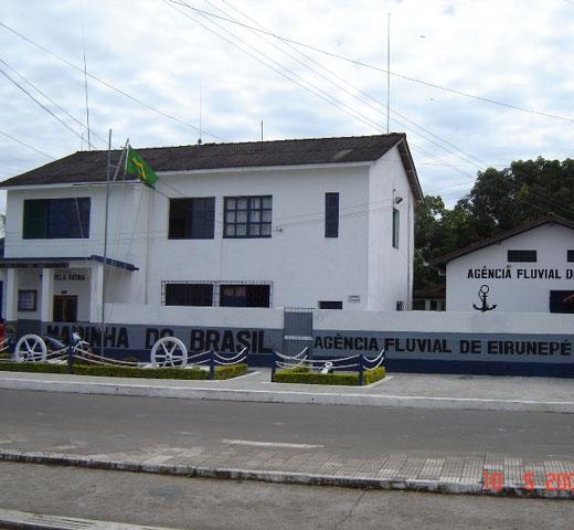 Eirunepé é um município brasileiro no interior do estado do Amazonas