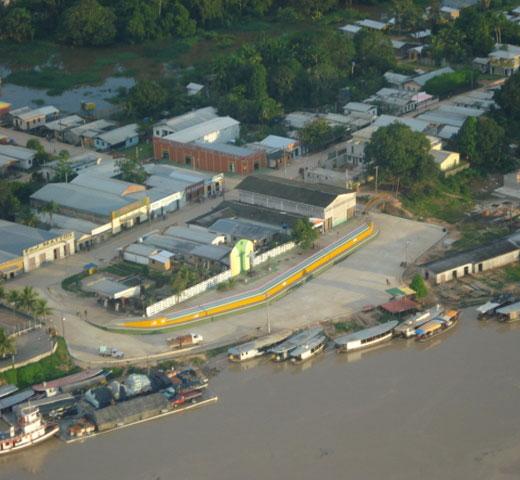 Envira município brasileiro do estado do Amazonas.