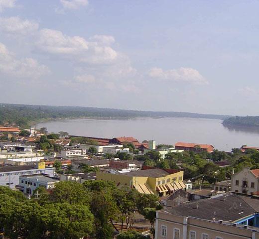 Porto Velho é a capital do Estado de Rondônia.