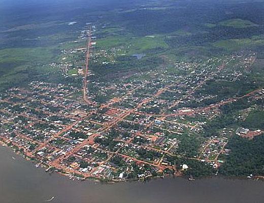 Sena Madureira é um município brasileiro do estado do Acre