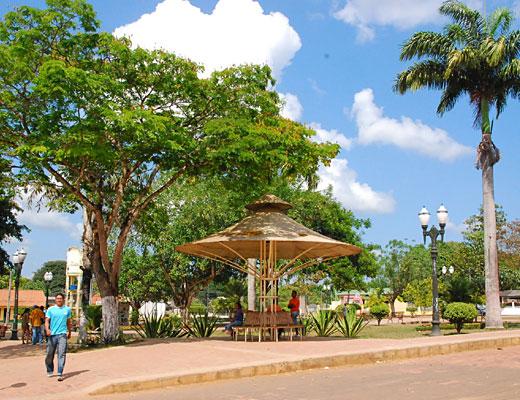 Senador Guiomard é um município brasileiro localizado no sudeste do estado do Acre