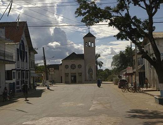 Tarauacá é um município brasileiro que fica localizado no noroeste do Acre