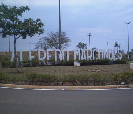 Alfredo Marcondes São Paulo fonte: www.multicipios.com.br